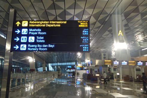 Penumpang Keluhkan Listrik Terminal 3 Soekarno-Hatta yang Padam 1,5 Jam
