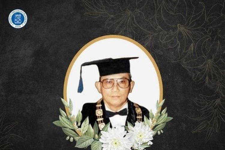 Menteri Pendidikan era Presiden Soeharto, Wiranto Arismunandar tutup usia.