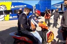 MotoGP Spanyol, Kabar Marc Marquez Usai Crash Hebat dan Jalani Pemeriksaan