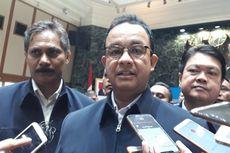 Anies soal UMP DKI 2020: Arahnya Akan Sesuai Keputusan Pemerintah