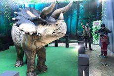 Ada Dinosaurus di Aeon Mall Sentul City