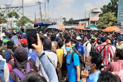 Penumpang Tunggu KRL hingga 5 Jam di Stasiun Rangkasbitung, Ini Penjelasan KCI