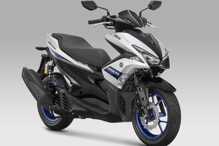Yamaha Aerox155VVA R-Version warna baru