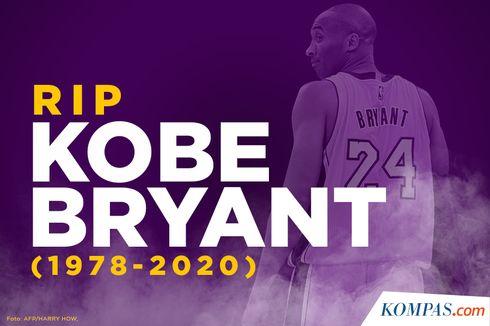 INFOGRAFIK: Mengenang Legenda NBA Kobe Bryant (1978-2020)