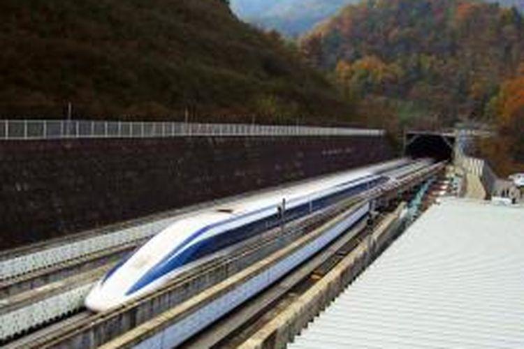 Ilustrasi: China mengundang perusahaan lokal dan asing mengikuti tender infrastruktur enam sektor. Satu di antaranya