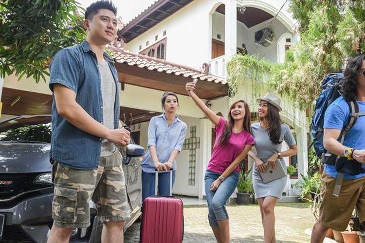 Asuransi perjalanan belum banyak dimanfaatkan para traveller.