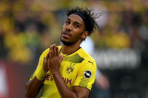 Arsenal Dekati Aubameyang, Borussia Dortmund Geram