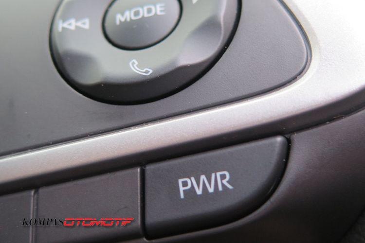 Power Mode Toyota Raize GR Sport CVT