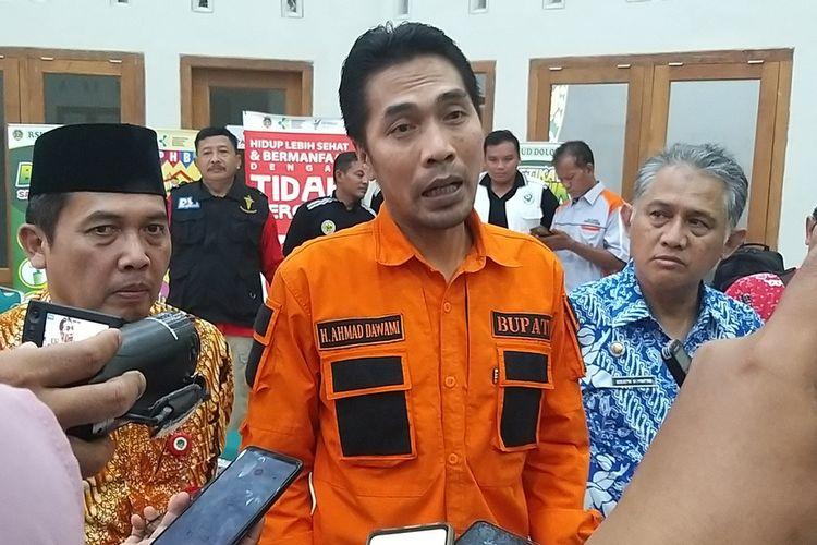 Bupati Madiun, Ahmad Dawami menyatakan 45 anggota DPRD yang pulang kunjungan kerja dari Jawa Barat akan dikarantina diri.