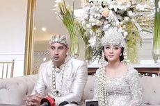 Ali Syakieb dan Margin Wieheerm Usung Adat Sunda Saat Akad Nikah