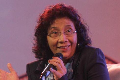Menteri Susi: Penenggelaman Kapal Jalan Terus