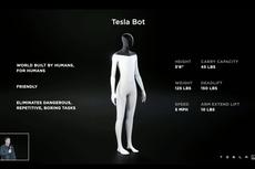 Bos Tesla Elon Musk Berambisi Bangun Robot Humanoid, Ini Tugasnya
