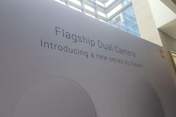 Flagship Dual Camera baru yang bakal dirilis Xiaomi, Selasa (5/9/2017).