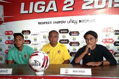 Gagal Bawa Sriwijaya FC Pormosi, Kas Hartadi Pasrahkan Masa Depannya