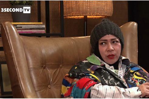 Melly Goeslaw Akui Tak Bisa Bahasa Ingris