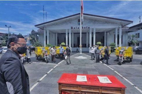 Pemkot Bogor Siapkan 68 Motor Sampah untuk Angkut Sampah di Wilayah yang Sulit Dijangkau Truk
