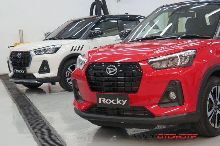 Daihatsu Rocky ADS dan ASA