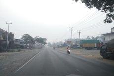 Kondisi Udara di Dharmasraya Memburuk, Libur Sekolah Diperpanjang hingga 20 September