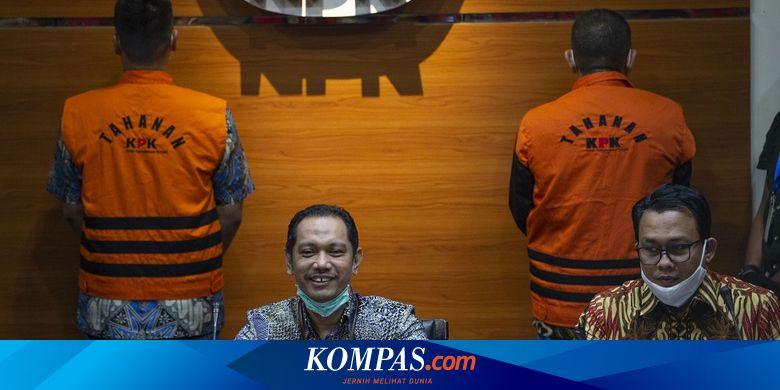 KPK Buka Peluang Jerat Nurhadi dengan Pasal Pencucian Uang