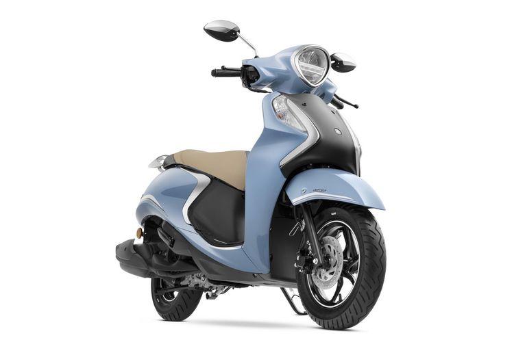 Yamaha Fascino 125 Hybird