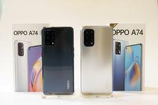 Spesifikasi Lengkap dan Harga Oppo A74 5G dan A74 di Indonesia
