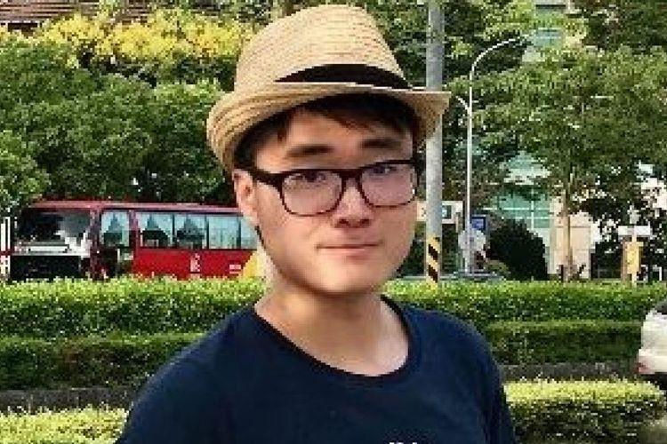 Simon Cheng Man-kit, pegawai konsulat Inggris di Hong Kong yang ditahan otoritas China di perbatasan setelah dituduh melanggar aturan.