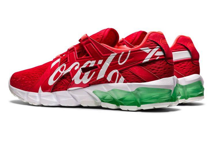 ASICS x Coca-Cola GEL-Quantum 90