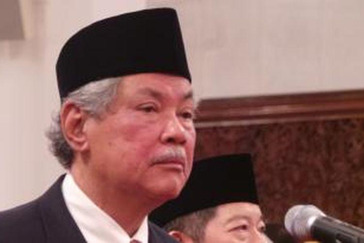 Anggota Dewan Pertimbangan Presiden Abdul Malik Fajar