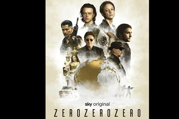 Poster serial ZeroZeroZero (2019).