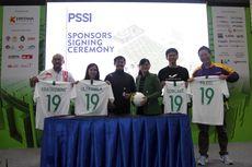 PSSI Dapat Suntikan 4 Sponsor Baru untuk Timnas Indonesia