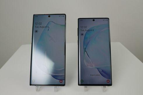 Samsung Galaxy Note 10 dan Note 10 Plus Resmi Meluncur di Indonesia