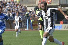 Higuain Tampil Impresif, Juventus Libas Empoli
