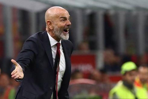Inter Vs Milan, Pioli Sebut Seluruh Pemainnya Siap Hadapi Nerazzuri