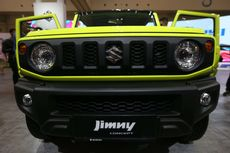 Apa Kabar Inden Suzuki Jimny di Indonesia?