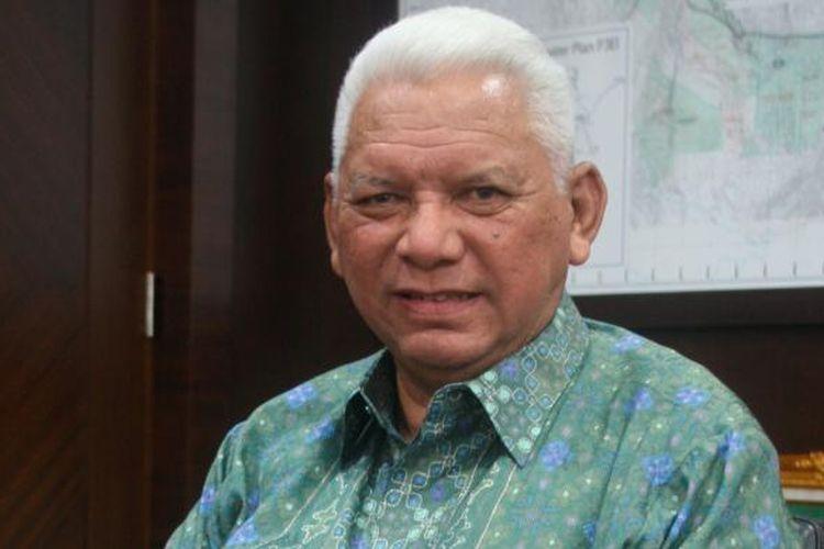 Gubernur Kalimantan Timur Awang Faroek Ishak