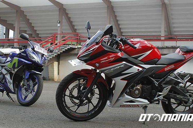 Daftar Harga Motor Bekas Kelas Sport 150