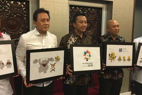 Makna di Balik Logo dan Maskot Anyar Asian Games 2018