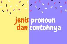 Jenis Pronouns dan Contohnya