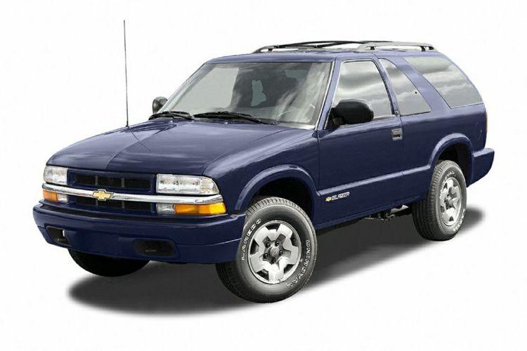 Chevrolet Blazer 2005.