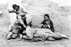 POPULER GLOBAL: Kanibalisme China Era '60-an Makan Keluarga Sendiri | Rusia Luncurkan Jet Tempur Siluman Terbaru, Tandingi F-35