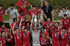 Hanya Main 10 Laga, Pemain Ini Raih 5 Trofi Termasuk Liga Champions