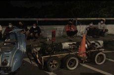 [POPULER JABODETABEK] Klub Motor Kocar-kacir Saat Dibubarkan Polisi | Anies Perpanjang PSBB Ketat