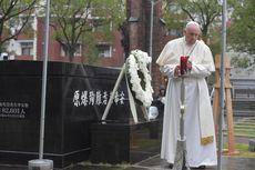 Paus Fransiskus Serukan Pemimpin Dunia Enyahkan Senjata Nuklir