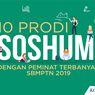 Mau Daftar SBMPTN 2021, Cek Dulu 10 Prodi Soshum Terketat Tahun Lalu