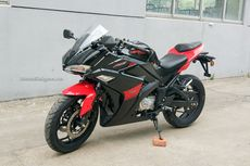 Yamazaki, Hasil Kawin Silang Yamaha R25 dan Kawasaki Ninja 250