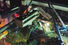Jembatan Ambruk di Malaysia, 5 Orang Terjebak di Reruntuhan