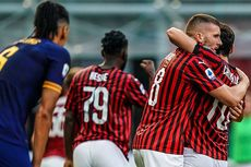 AC Milan Vs Roma, Rossoneri Ulang Catatan Impresif Era Ancelotti