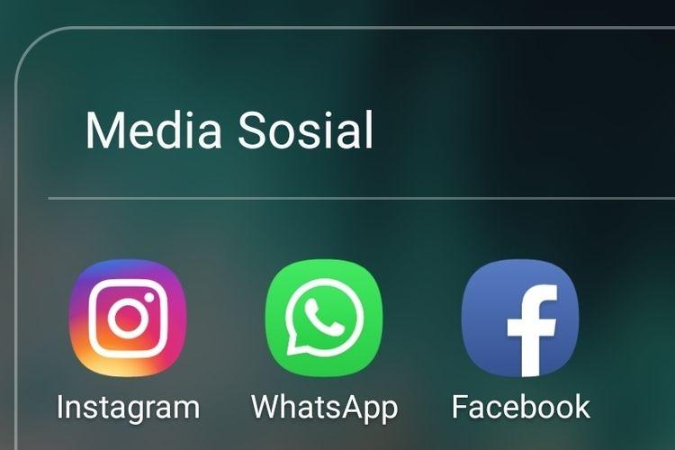 Layanan media sosial yang dimiliki Mark Zuckerberg yaitu Instagram, WhatsApp, dan Facebook.