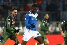 Brescia Vs Napoli - Bekuk Balotelli Cs, Partenopei Salip Milan