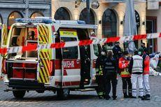 Insiden Pengemudi Mobil Tabraki Para Pejalan Kaki di Jerman, Pelaku Rupanya Mabuk